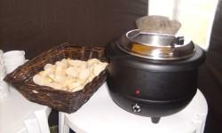 Diverse soorten soep vanaf 5 liter