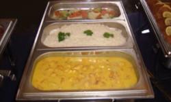 Warm buffet 1 Kip Kerrie